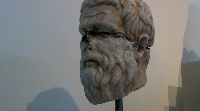 Платон в Тасос 3