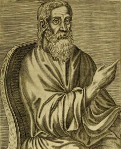 Климент Александрийски 1584 A Thevet