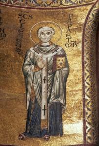 Св Климент Монреале ок 1180 г